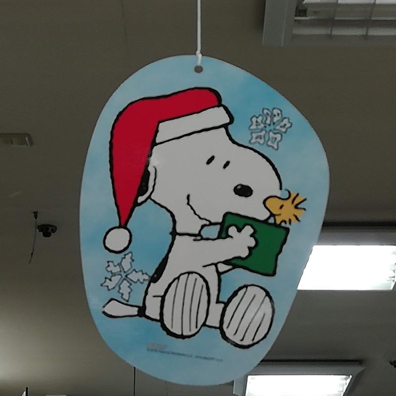 スヌーピーサーティワン31アイス好きクリスマスコラボサンタかわいいリース3