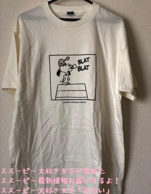 スヌーピーミュージアム大阪感想レポート限定かわいいラッパ緑グッズあおい13