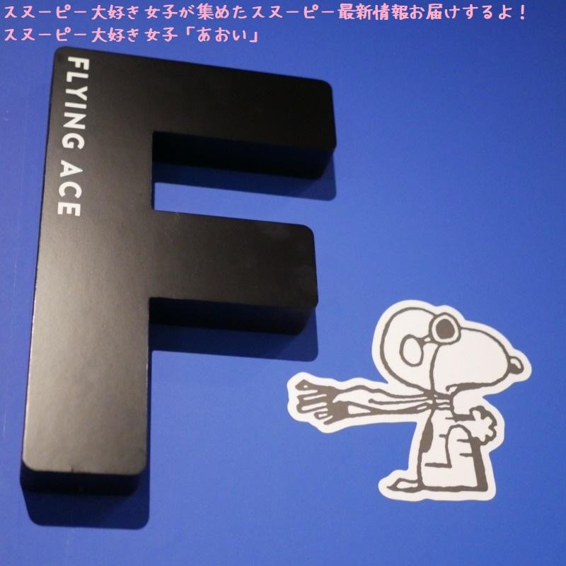 スヌーピーミュージアム大阪感想レポート限定かわいいラッパ緑グッズあおい8