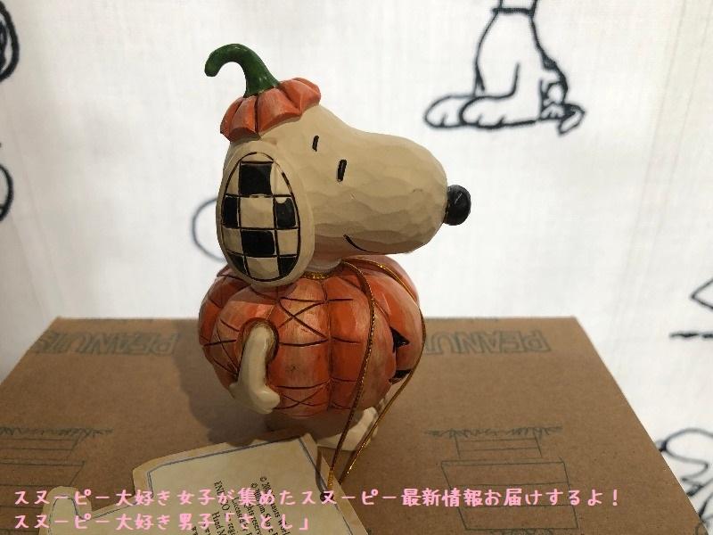 うめだスヌーピーフェスティバル2019グッズレビューハロウィンかぼちゃ18