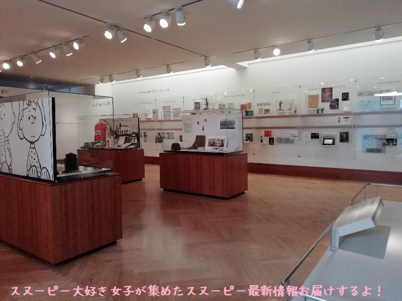 スヌーピーシュルツミュージアム美術館アメリカサンタローザ2019年10月90