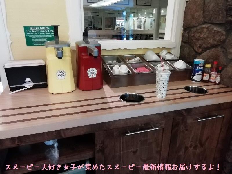 スヌーピーカフェ料理クッキングシェフアメリカサンタローザ2019年10月15