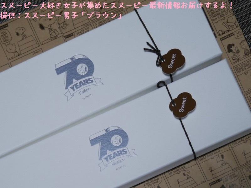 スヌーピーショコラ感想レポ2019京都嵐山かわいい和コラボチョコブラウン10