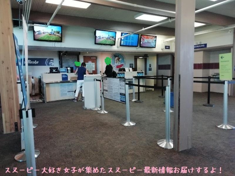 スヌーピーソノマ空港アメリカサンタローザ2019年10月フライングエース45