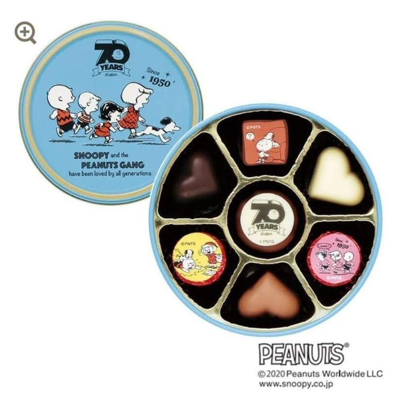スヌーピーバレンタインギフトチョコレート2020グランフールオムニセブン5