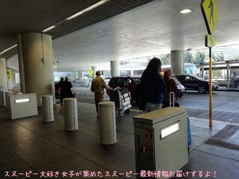 スヌーピーサンタローザサンフランシスコ空港バスエアポートエクスプレス3