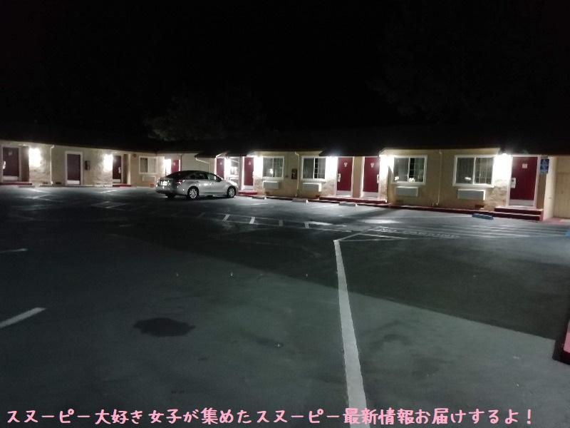 スヌーピーサンタローザホテルノースベイイン宿泊部屋旅行ベッド綺麗広い32