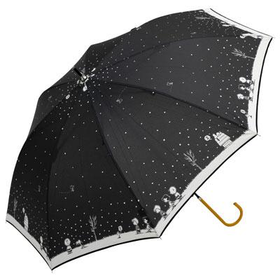 スヌーピー雨傘2020梅雨かわいい星空ピーナッツ大人女子夜控えめ5