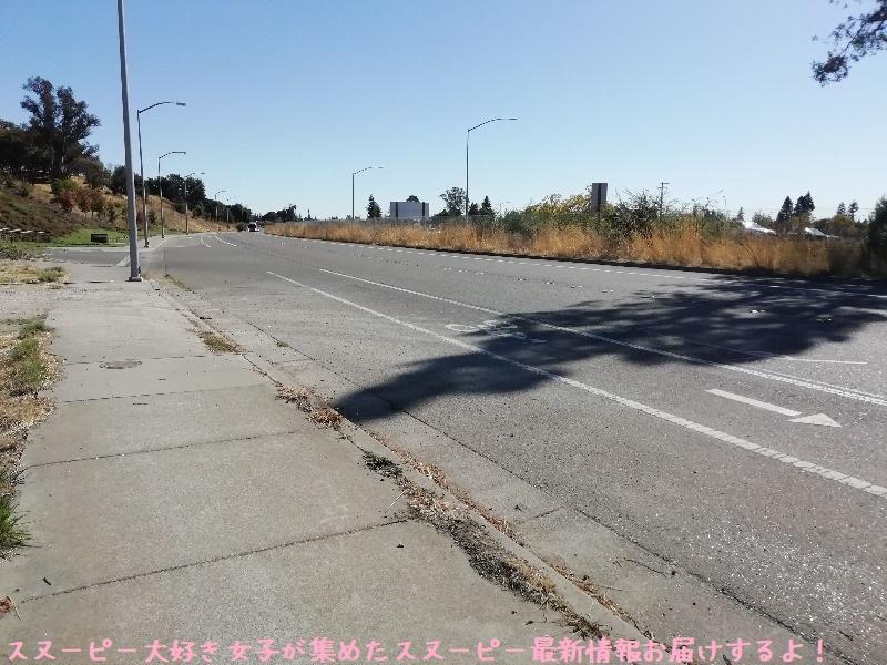 スヌーピーアメリカサンタローザ2019年10月ピーナッツ街田舎スタチュー探し2