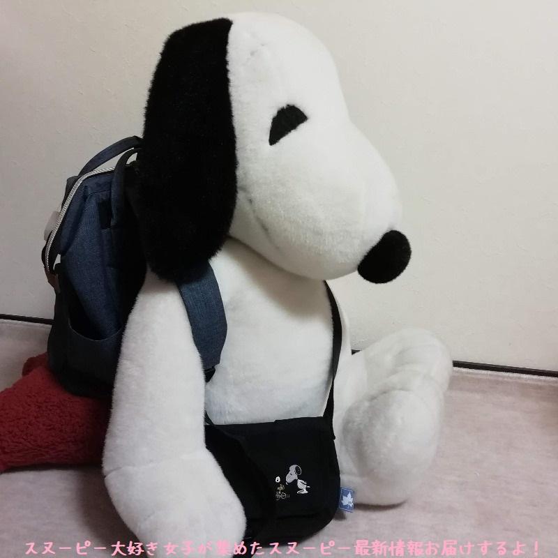 スヌーピーアメリカサンタローザ2019年10月海外旅行バッグ鞄リュック2