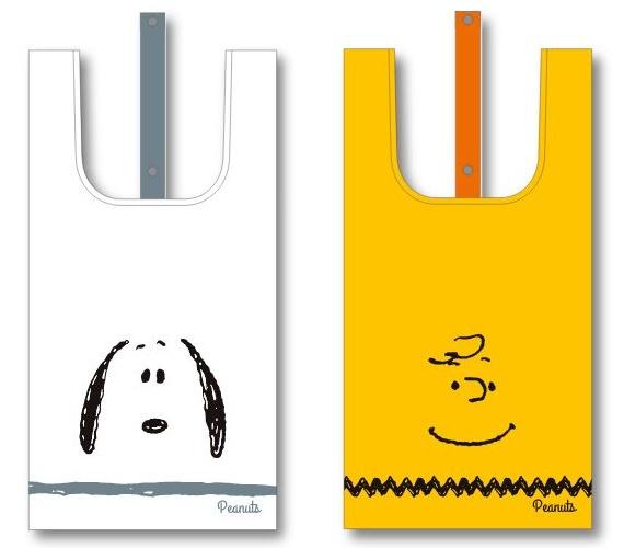 冬のスヌーピーフェアローソンコラボスタンプ犬小屋プレゼントエコバッグタオル2