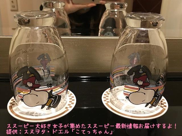 SNOOPY帝国ホテル大阪ドアマンスヌーピー感想レポかわいいピーナッツ17