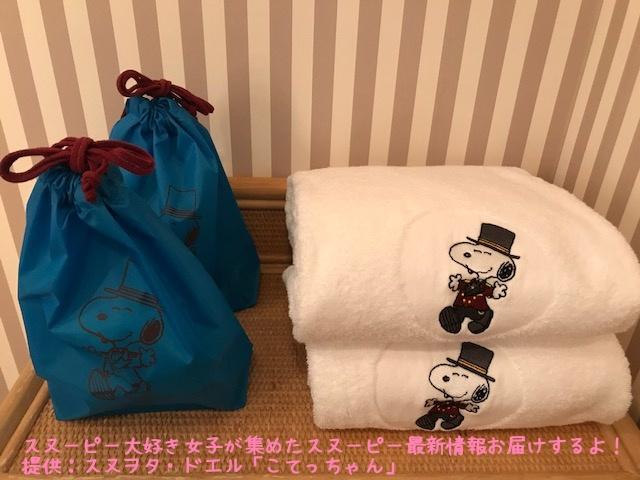 SNOOPY帝国ホテル大阪ドアマンスヌーピー感想レポかわいいピーナッツ24