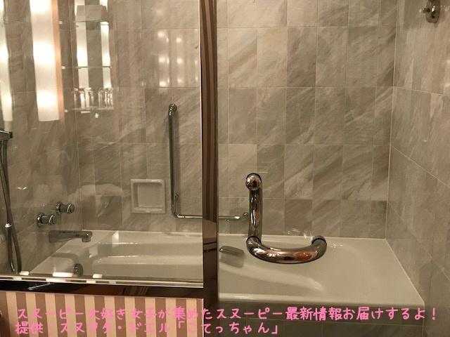 SNOOPY帝国ホテル大阪ドアマンスヌーピー感想レポかわいいピーナッツ27