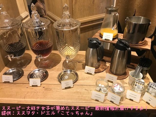 スヌーピーピーナッツホテル神戸写真70ピーナッツダイナードリンクバー