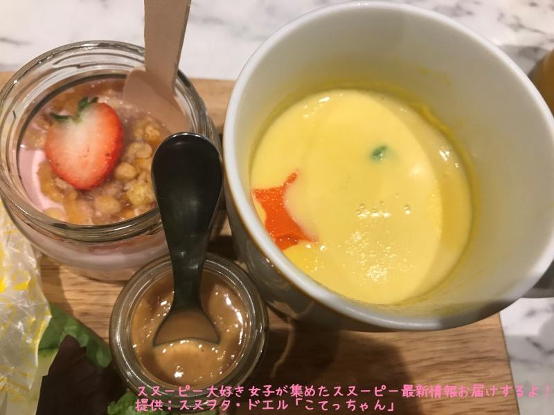 スヌーピーピーナッツホテル神戸写真77ピーナッツダイナーコーンスープフルグラ