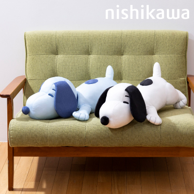 スヌーピーひんやり抱き枕2021ぬいぐるみ熱中症対策涼しい冷たい1